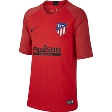 Atletico Madrid Tränings T-Shirt Breathe Strike - Röd/Svart Barn
