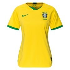 Brazil Heimtrikot Women's World Cup 19 Damen