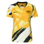 Australia Home Shirt Women's World Cup 19 Woman