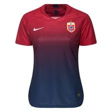 Norway Home Shirt Women's World Cup 19 Woman