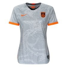 China Away Shirt Women's World Cup 19 Woman