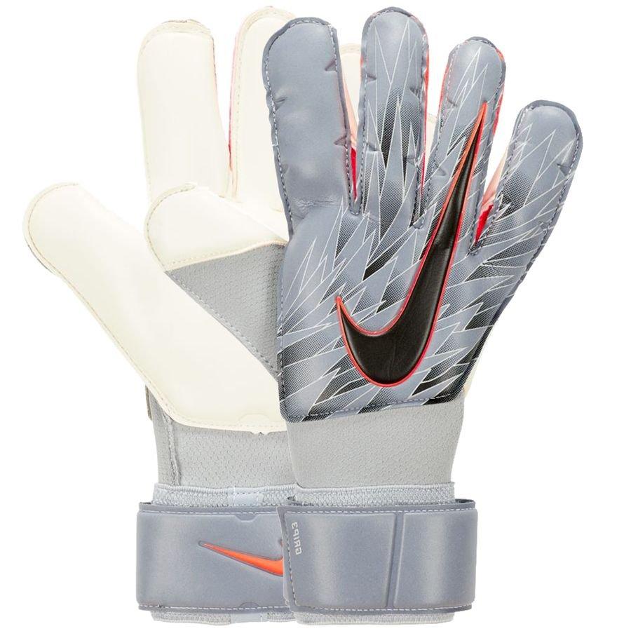 8a5d07b77 Nike Goalkeeper Gloves Grip 3 Victory - Armory Blue/Metallic Silver/Black |  www.unisportstore.com