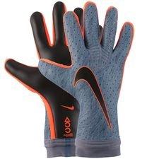 Nike Keepershandschoenen Mercurial Touch Elite Victory - Blauw/Zilver/Zwart