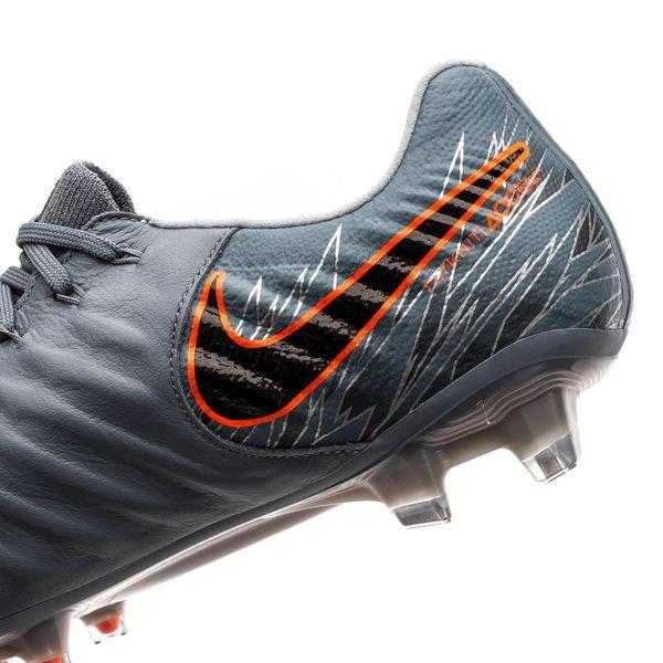 f43bfc087f0 Nike Tiempo Legend 7 Elite FG Victory - Blå/Sort/Orange   www ...