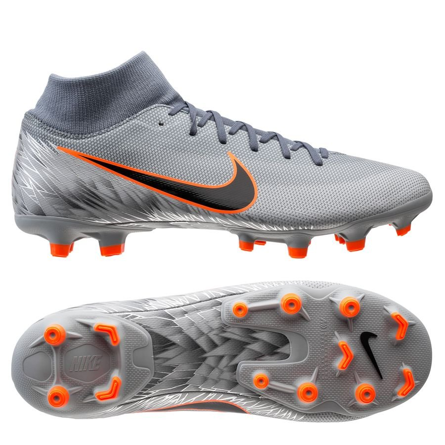 Nike Mercurial Superfly 6 Academy MG - Blå/Sort/Grå