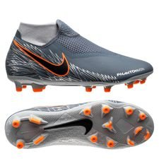 Nike Phantom Vision Academy DF MG Victory - Blå/Svart/Orange