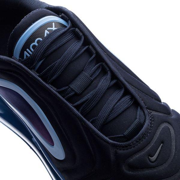 Nike Air Max 720 NoirBleu FoncéBleu Enfant