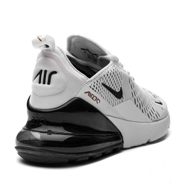 online store 6bac8 a7a5d Nike Air Max 270 - White/Midnight Navy/Red Kids