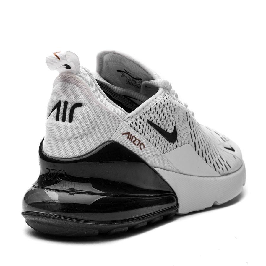 Nike Air Max 270 WhiteMidnight NavyRed Kids