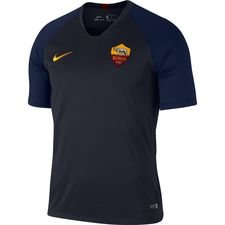 Roma Tränings T-Shirt Breathe Strike - Navy/Guld