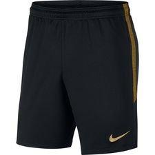 Inter Shorts Dry Strike - Svart/Guld