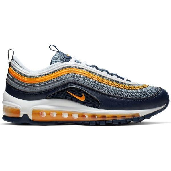 b2bf4c5708 149.95 EUR. Price is incl. 19% VAT. Nike Air Max 97 - Midnight Navy/Laser  Orange Kids