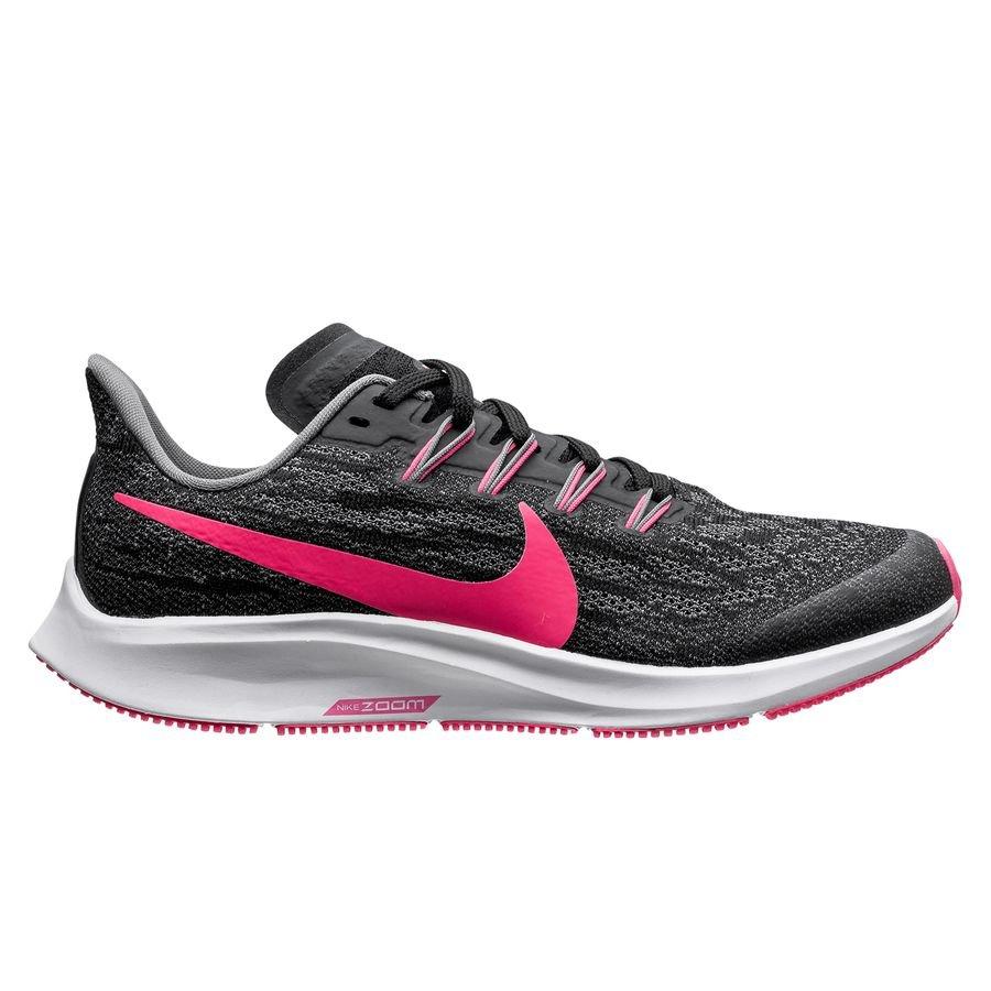 Nike Løbesko Air Zoom Pegasus 36 - Sort/Pink/Hvid Børn thumbnail