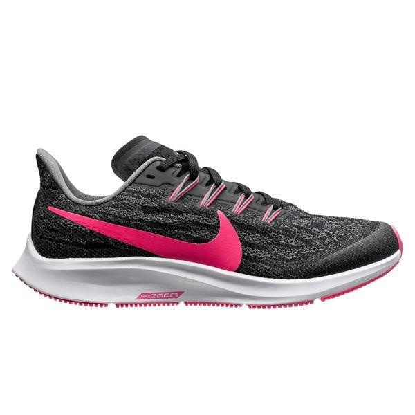 Nike Laufschuhe Air Zoom Pegasus 36 SchwarzPinkWeiß Kinder