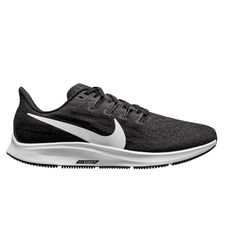 Nike Laufschuhe Air Zoom Pegasus 36 - Schwarz/Weiß/Dunkelgrau