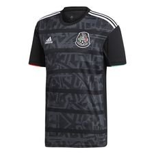 Mexico Thuisshirt 2019 Gold Cup