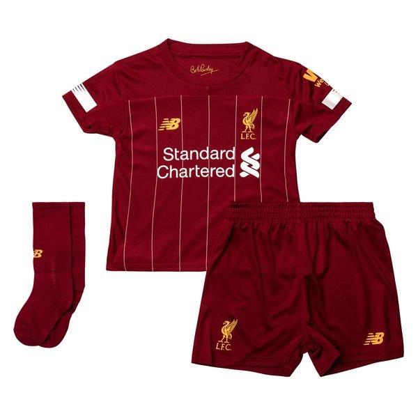 buy popular 5aa89 5daa1 Liverpool Home Shirt 2019/20 Mini-Kit Kids