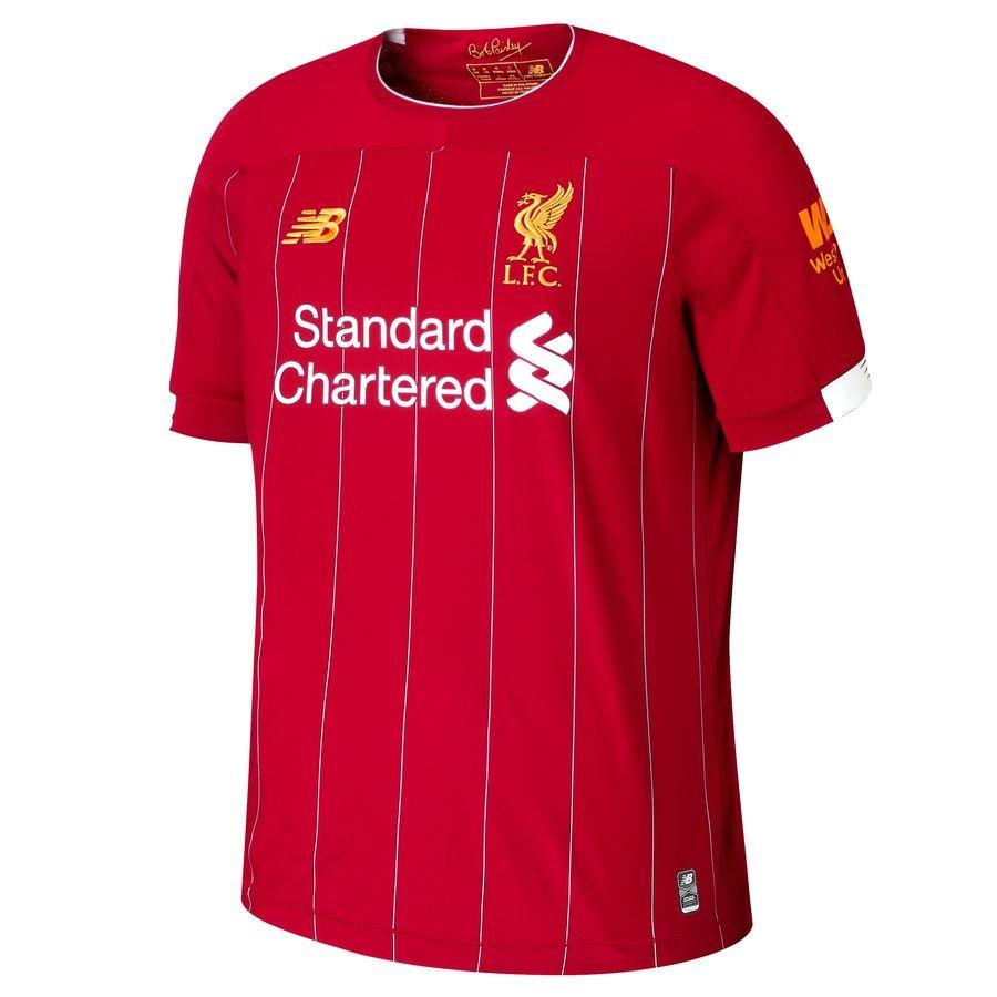 Liverpool Hjemmebanetrøje 2019/20