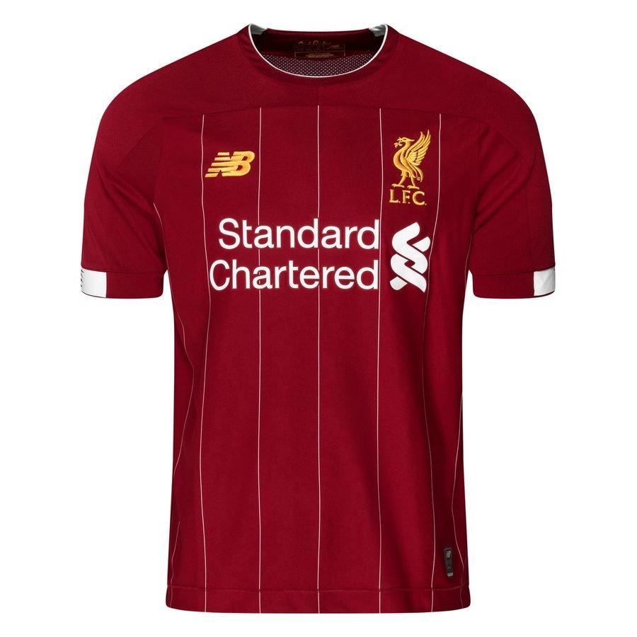 Liverpool Hjemmebanetrøje 2019/20 thumbnail