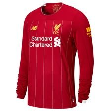 Liverpool Home Shirt 2019/20 L/S