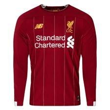 Liverpool Hjemmebanetrøje 2019/20 Langærmet