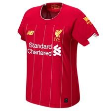 Liverpool Thuisshirt 2019/20 Vrouw