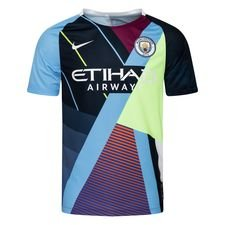 b58d513efc6 Manchester City Football Shirt 6 Years Celebration LIMITED EDITION