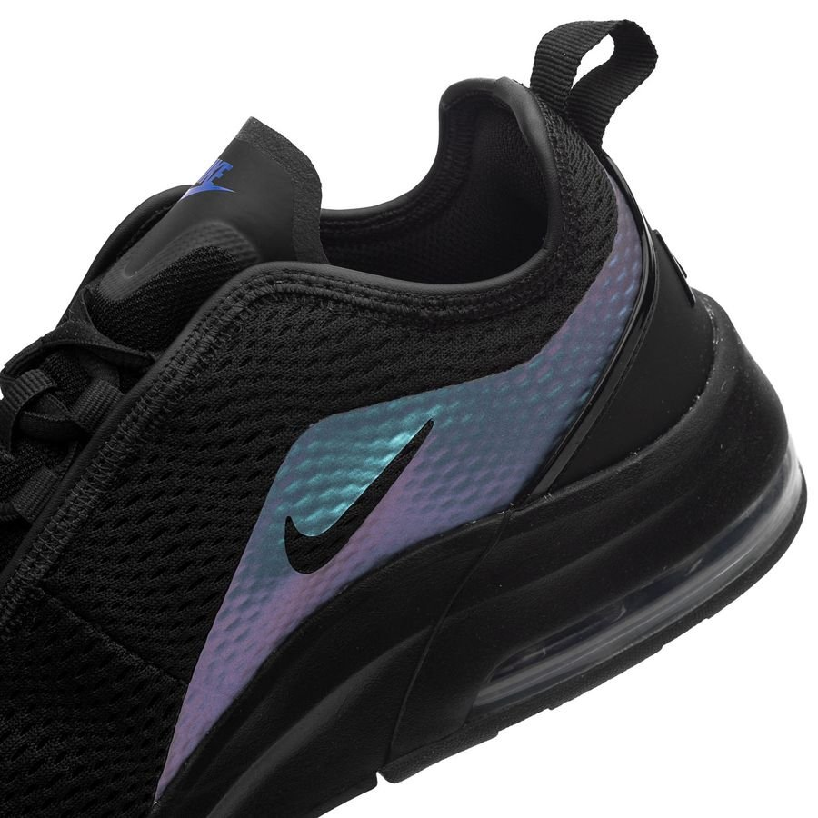 Nike Air Max Motion 2 SvartGråBlå Dam