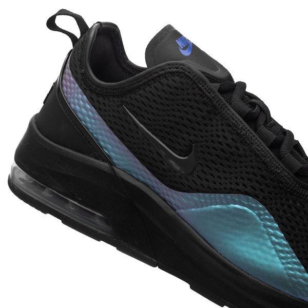 Nike Air Max Motion 2 - Schwarz/Grau/Blau Damen
