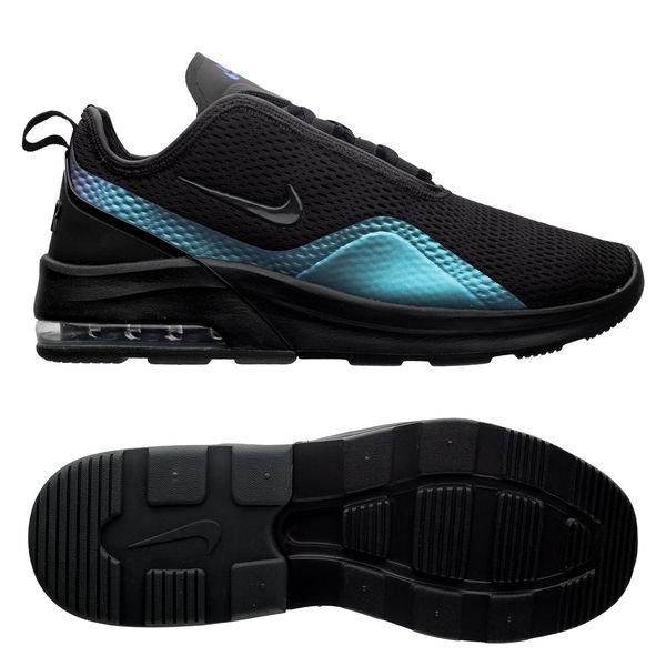 Nike Air Max Motion 2 - Noir/Gris/Bleu Femme
