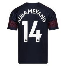 Arsenal Udebanetrøje 2018/19 AUBAMEYANG 14