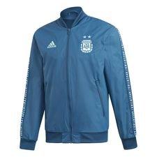 Argentinien Jacke Anthem - Blau/Türkis