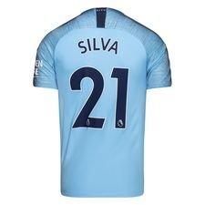 Manchester City Hemmatröja 2018/19 SILVA 21