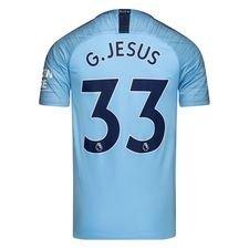 Manchester City Hemmatröja 2018/19 G.JESUS 33