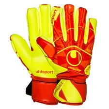Uhlsport Torwarthandschuhe Dynamic Impulse Absolutgrip HN - Orange/Gelb