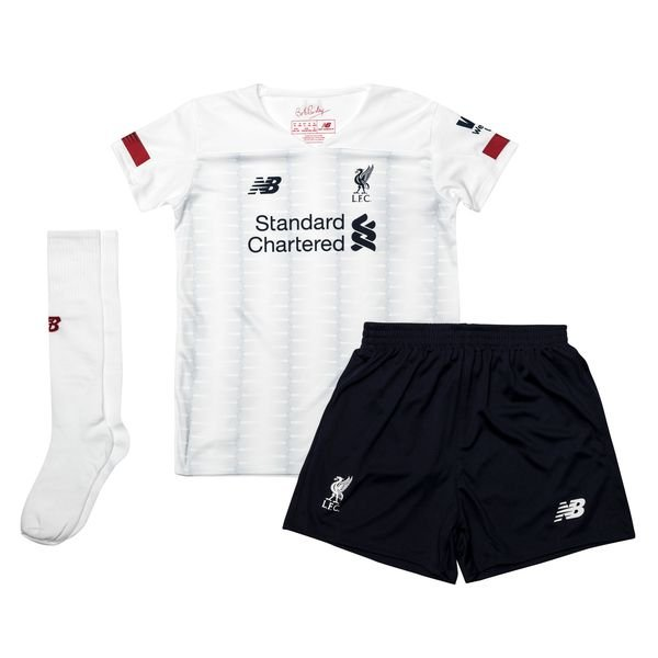 2274b0c147e13 €54.95. Price is incl. 19% VAT. Liverpool Away Shirt 2019/20 Mini-Kit Kids