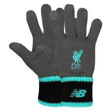 Liverpool Handskar - Grå/Turkos