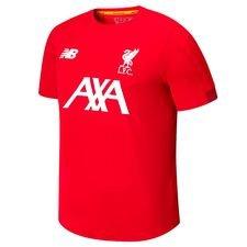 Liverpool Tränings T-Shirt - Röd Barn