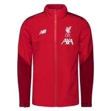 Liverpool Jacka Base Storm - Röd