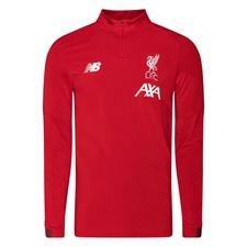 Liverpool Träningströja Midlayer - Röd