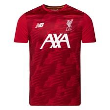 Liverpool Lightweight Tränings T-Shirt - Bordeaux Barn