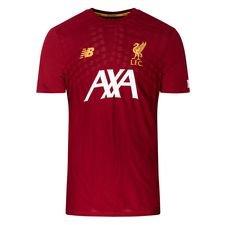 Liverpool Tränings T-Shirt Pre Match - Röd Barn