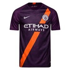 Manchester City 3de Shirt 2018/19 Kinderen