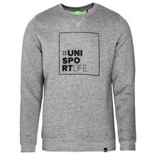 Unisportlife Roots Crewneck - Grau