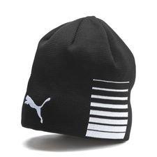 PUMA Mütze LIGA Wendbare - Schwarz/Weiß