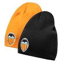 Valencia Vändbar Mössa - Svart/Orange