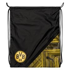 Dortmund Gymnastikpåse - Svart/Gul