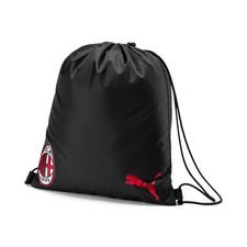 Milan Gymnastikpåse - Svart/Röd