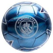 Manchester City Fotboll One Laser - Blå/Vit