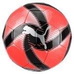 PUMA Ballon Future flare - Rouge/Noir/Blanc